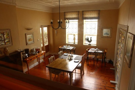 Cheviot Place Guest House: Breakfast room
