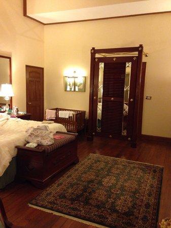 The Oberoi Cecil, Shimla: Luxury room
