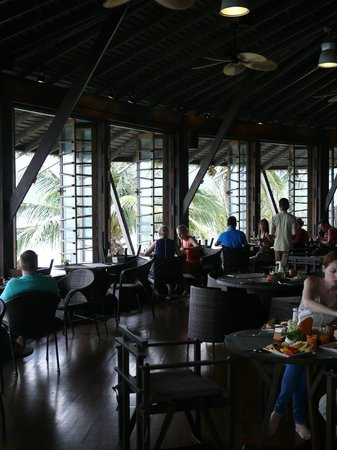 Panviman Resort - Koh Pha Ngan : breakfast restaurant
