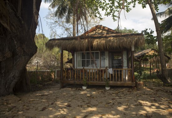 Bamboo Cottages & Restaurant: Woodhouse