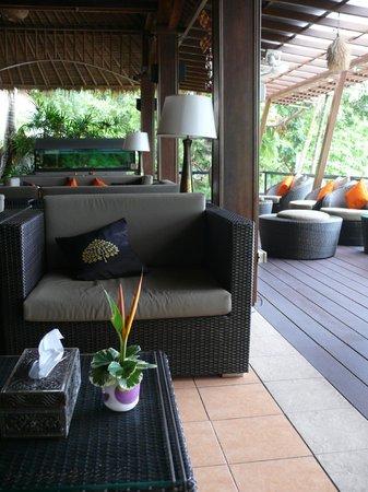Panviman Resort - Koh Pha Ngan: reception