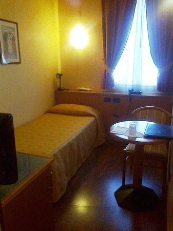 Hotel Estense : Single room
