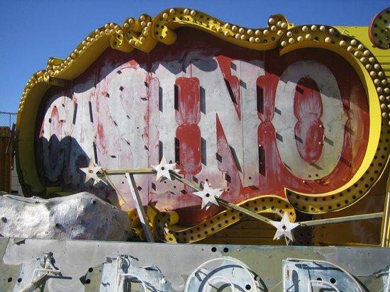 The Neon Museum: In the junkyard