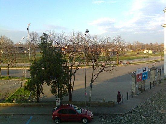 Hotel Estense : View