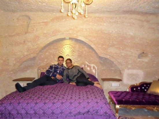 Dedeli Konak Cave Hotel: great hotel!!