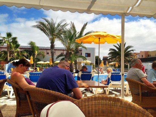 Suite Hotel Atlantis Fuerteventura Resort : Relax pool