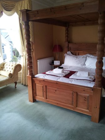 Stonegarth Guest House: Beautiful Rooms