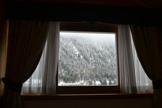Hotel Crozzon: panorama dalla camera