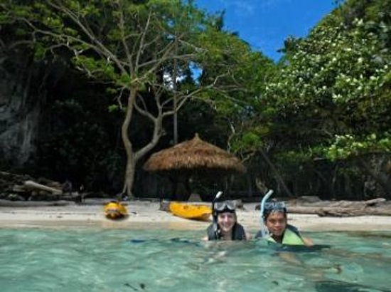 El Nido Resorts Miniloc Island : Exploring