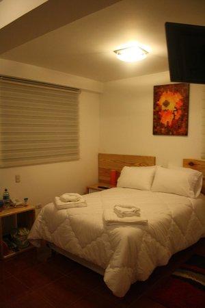 Waman Hotel : quarto