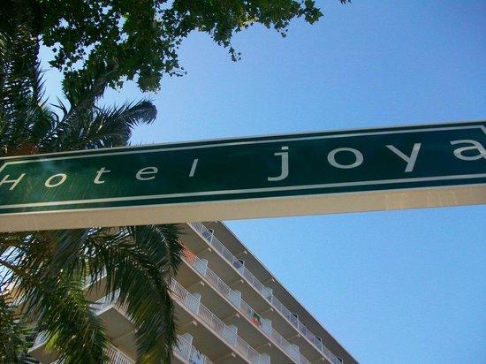 Hotel Joya: cartel