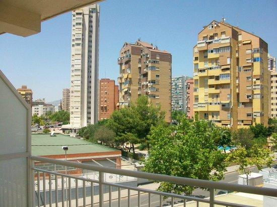 Hotel Joya: vistas