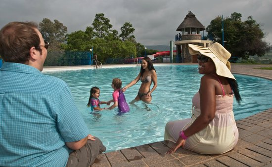 Badplaas, Sudáfrica: Swimming Pool
