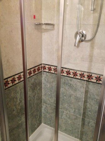 Hotel Al Ponte Mocenigo : Shower