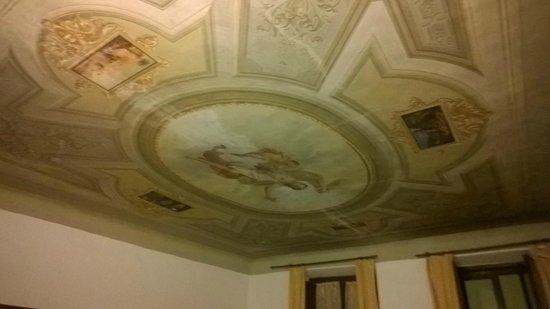 Hotel San Giovanni : Affresco