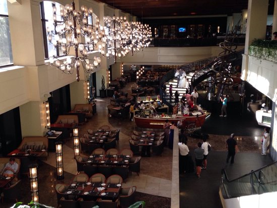Sofitel Philippine Plaza Manila : Restaurant