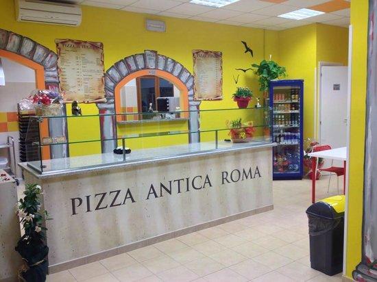 Le nostre teglie bigusto picture of pizza antica roma - Pizzeria le finestre roma ...
