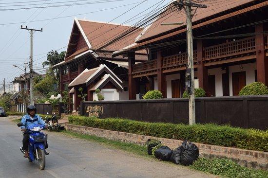 Lakhangthong Boutique Hotel: hotel