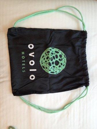 Ovolo Noho: Ovolo swag: re-usable bag