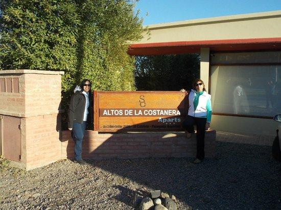 Altos de la Costanera - Aparts: Entrada