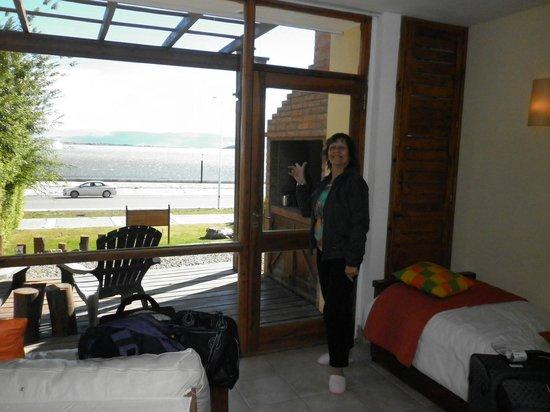 Altos de la Costanera - Aparts: Living comedor