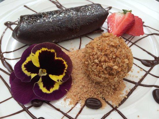 Maio Restaurant : Crepe al cacao 10€