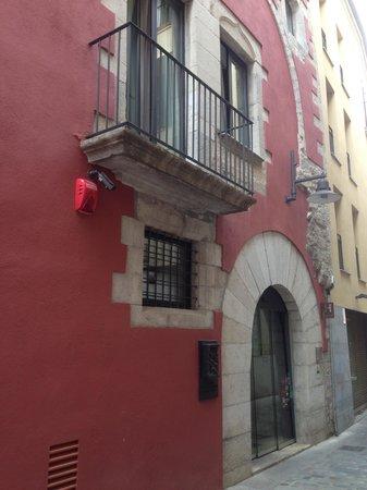Hotel Museu Llegendes de Girona : Fachada