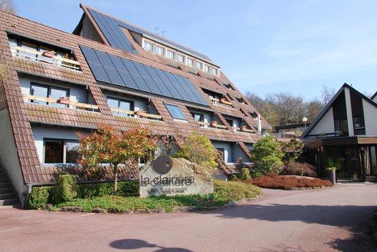 La Clairiere : Une vue de l'hôtel