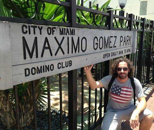 Domino Park: All'entrata