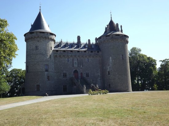 Château de Combourg : combourg