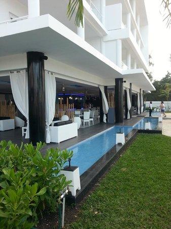 Hotel Riu Palace Jamaica : Bar