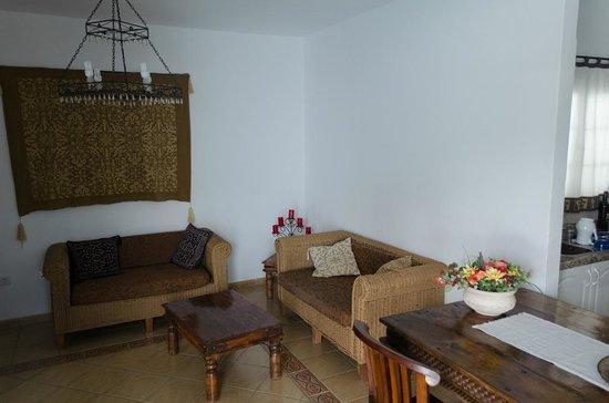 Villas del Mar : Living room