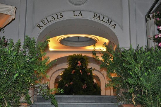Hotel La Palma: Esterno
