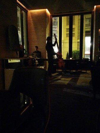 Park Hyatt Milan: Lobby lounge with live jazz