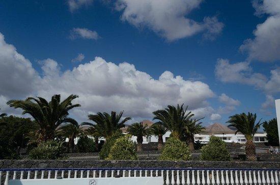 Villas del Mar : Pool area view