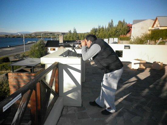 Altos de la Costanera - Aparts: Terraza