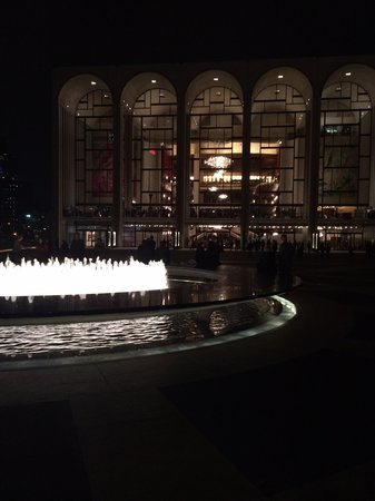 Lincoln Center for the Performing Arts: Astonishing'