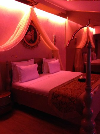 Hotel Sultania: comfortable beds