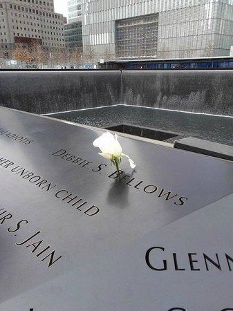 National September 11 Memorial und Museum: Ground Zero