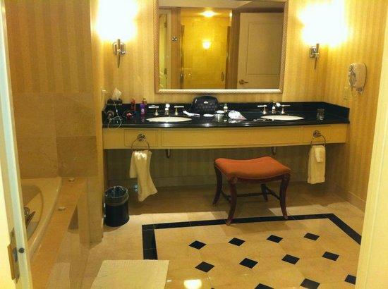 Resorts Casino Hotel: main bathroom suite 5118