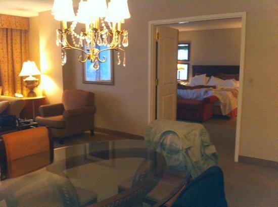 Resorts Casino Hotel: suite 5118