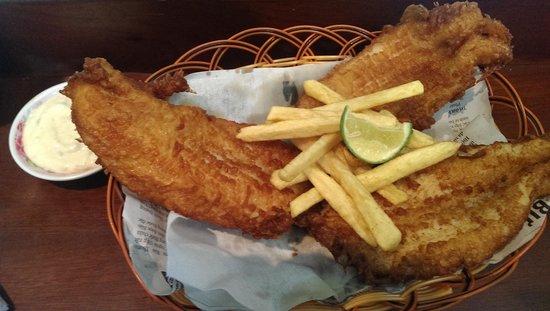 Saigon fish & chips