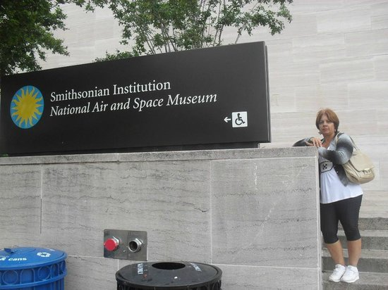 Museo Nacional del Aire y el Espacio: Museu do Ar e Espaço