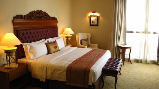 Royale Chulan Kuala Lumpur: One bed room suite