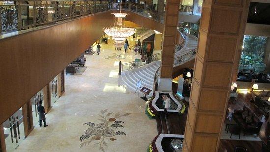 Royale Chulan Kuala Lumpur: The lobby
