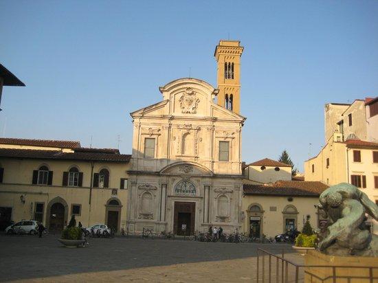 Kirche Orsanmichele (Or San Michele)