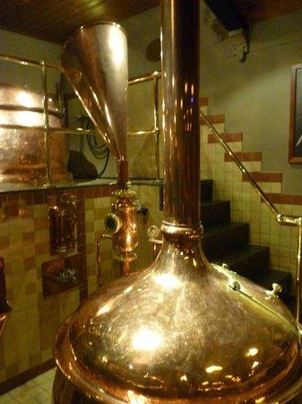 De Bekeerde Suster: Пивоварня