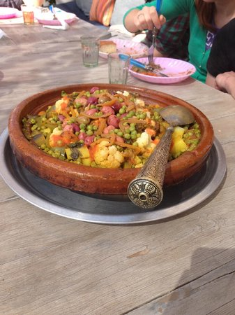 Souk Cuisine : Vegetable tagine