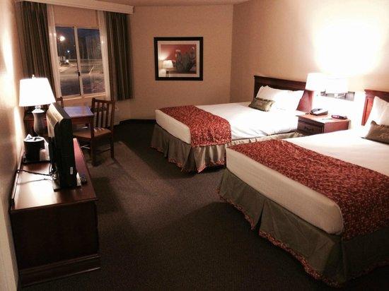 Avi Resort & Casino : Bedroom