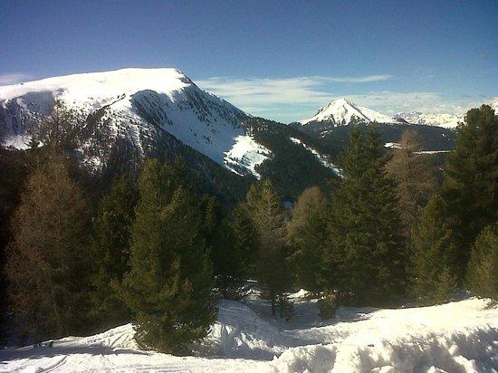 Obereggen - Ski Center Latemar: Pampeago